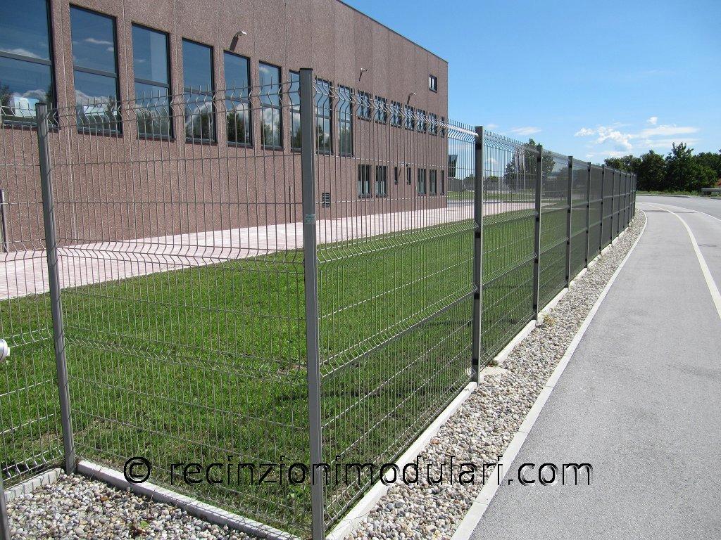 Recinzioni modulari recinzioni modulari for Immagini recinzioni