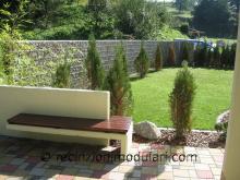 Gabbioni 6 - giardino