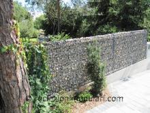 Recinto di pietra – stretta 1 - muro, giardino