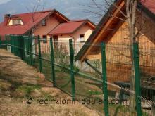 Recinzioni modulari 1 - abitazioni privati, giardino e casa