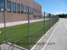 Recinzioni modulari 5 - impianti industriali, pannelli
